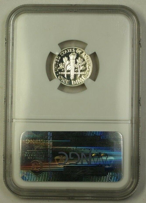 1999-S US Silver Roosevelt Dime 10c Coin NGC PR-69 Ultra Cameo