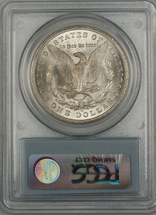 1898-O Morgan Silver Dollar $1 Coin PCGS MS-63 (4K)