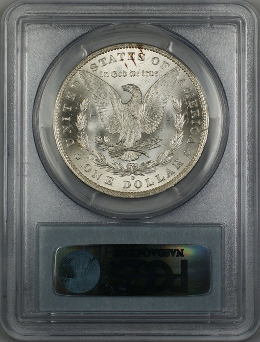 1884-O Morgan Silver Dollar $1 Coin PCGS MS-62 (2O)
