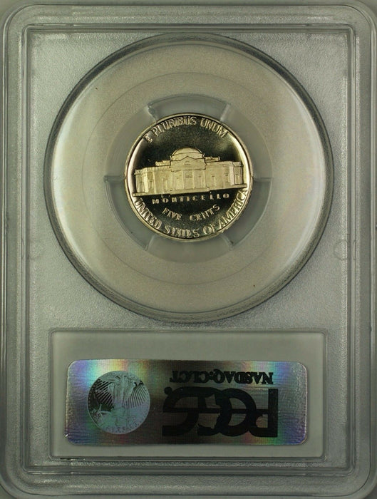 1981-S Type 1 Proof Jefferson Nickel 5c Coin PCGS PR-70 Deep Cameo *PERFECT GEM*