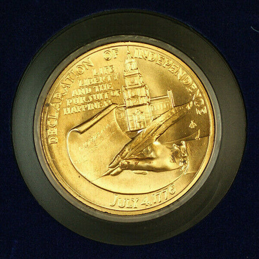 1976 Thomas Jefferson Declaration of Independence Medal American Revolution
