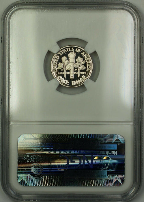 2008-S Proof Roosevelt Dime 10c NGC PF-70 Ultra Cameo *PERFECT GEM COIN*