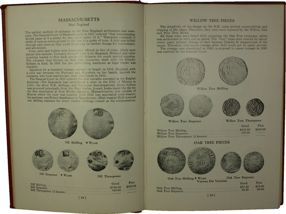1959 A Guide Book of United States Coins 12th Edition By R.S. Yeoman (EW)