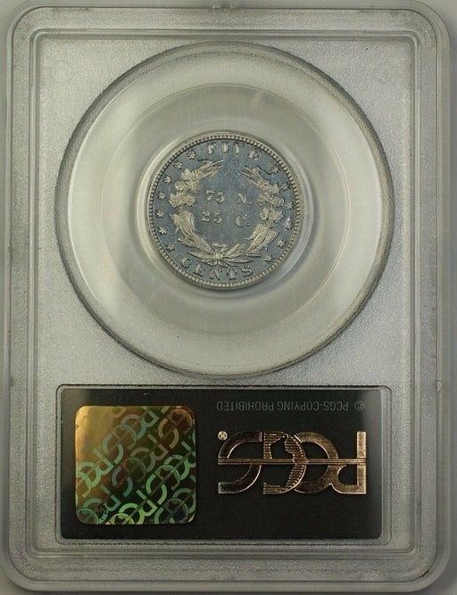 1883 Liberty Nickel Pattern Gem Proof 5c Coin PCGS PR-65 OGH J-1709 Judd WW