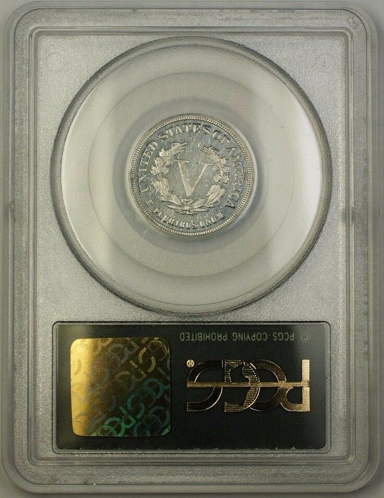 1882 Liberty V Nickel Pattern Proof Coin PCGS PR-64 OGH J-1692 Judd WW
