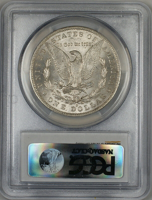 1884-O Morgan Silver Dollar $1 Coin PCGS MS-63 (7C)