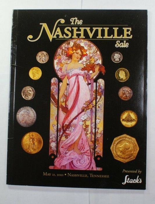 May 21st 2010 The Nashville Sale Stack's Auction Catalog A215