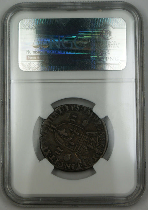 1559H France Teston Silver Coin Roberts-3513 Henry II NGC VG-10 AKR