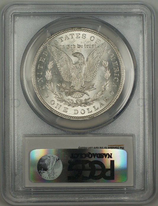 Lightly Toned 1880 Morgan $1 Silver Dollar Coin PCGS MS-64 Better Coin*