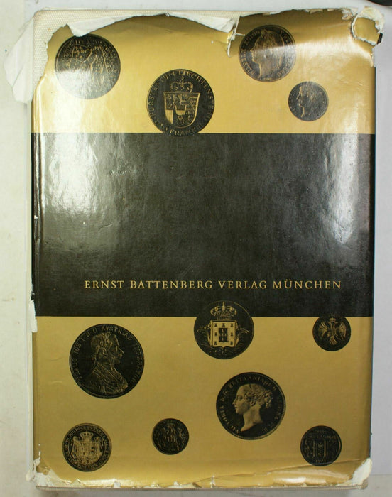 Goldmunzen Katalog(Written in German) by Hans Schlumberger (EW)