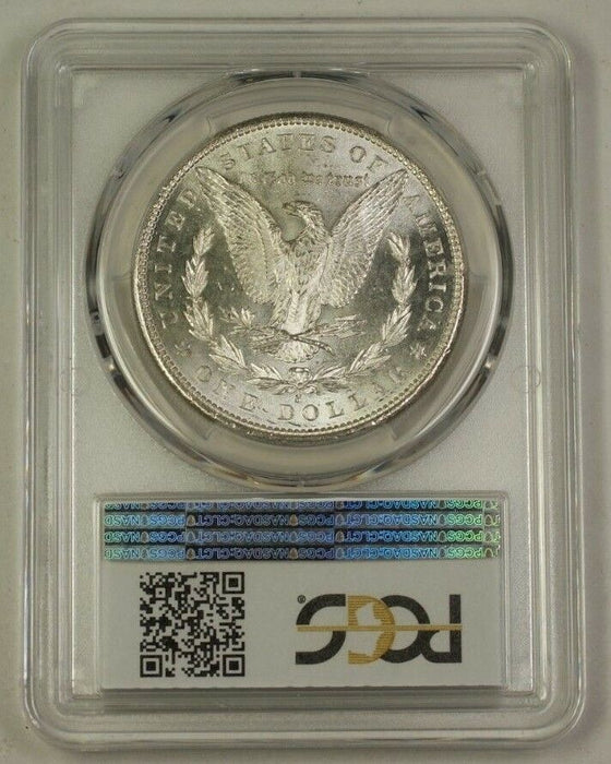 1881-S US Morgan Silver Dollar $1 Coin PCGS MS-64 (A) 12