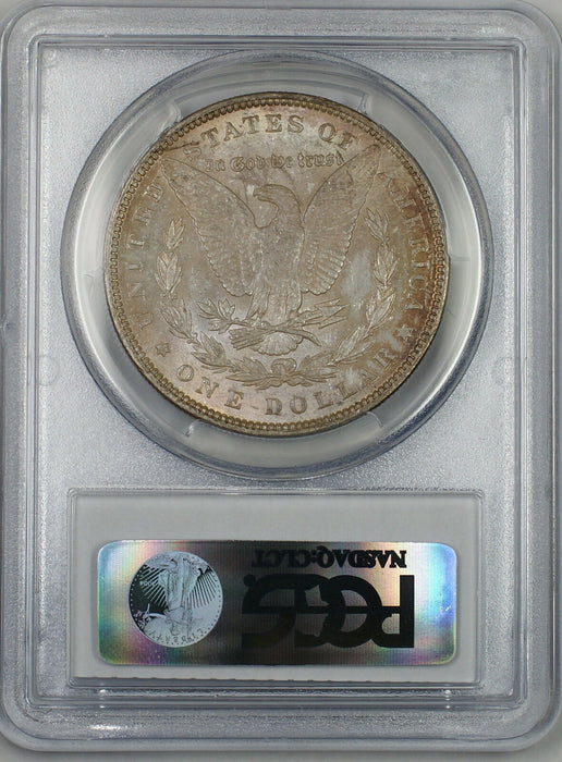 1888 Morgan Silver Dollar $1 Coin PCGS MS-63 Toned (Ta)