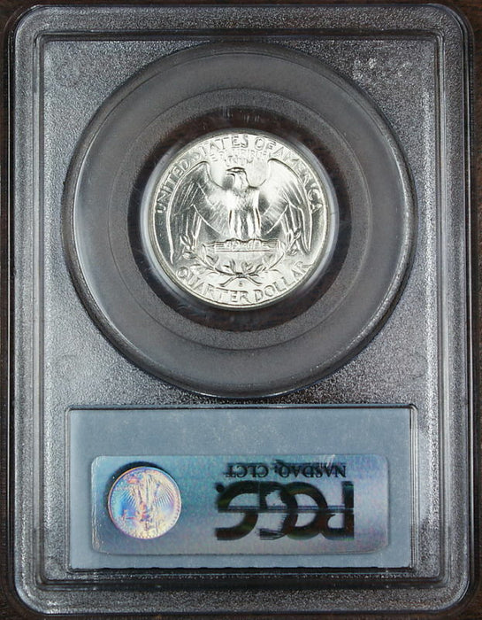 1946-S Silver Washington Quarter, PCGS MS-66 **RPM**