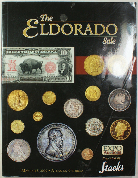 May 14-15 '09 El Dorado Auction Catalog Stack's (A25)
