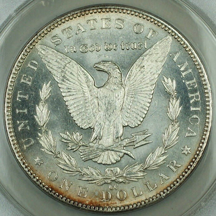 1891-CC Morgan Silver Dollar, ANACS MS-62 (Semi Proof-Like PL Better Coin)