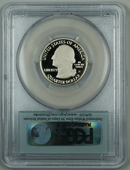2013-S Proof First Strike Great Basin National Park Quarter Coin PCGS PR-69 DCAM