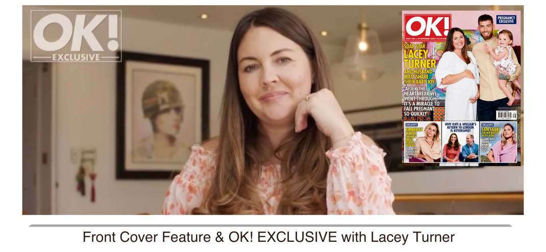 Mother and Daughter Matching Outfits. OK! Magazine exclusive with Lacey Turner. Twinning Outfits. Mummy and me outfits.