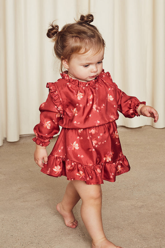 Maeve - Silk Baby Dress
