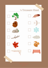 activites for kids at home. things to do with kids. things to do with toddlers. outdoor treasure hunt. outdoor scavenger hunt