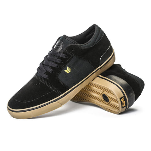 TROOPER II - Black/Gum