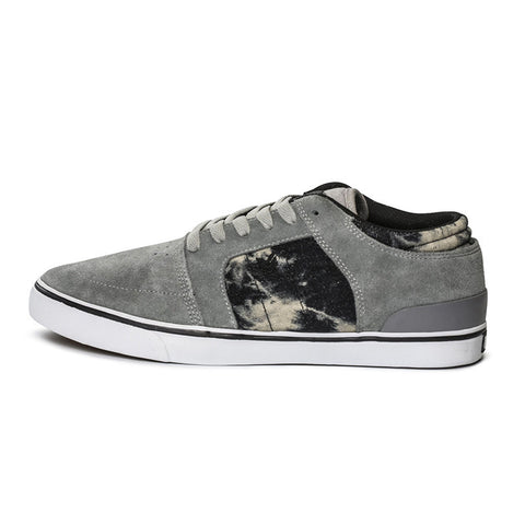 TROOPER II - Gray/Acid Wash Denim/Black