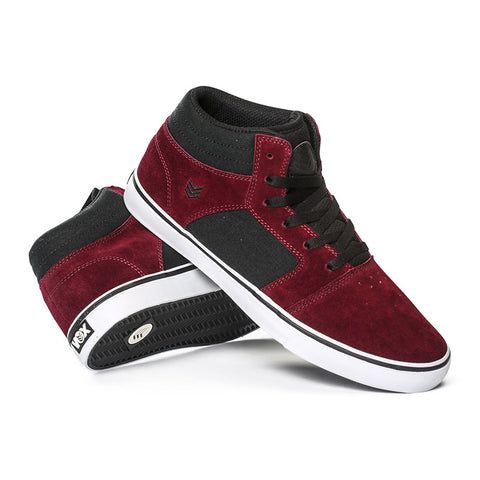 TROOPER II MID- Maroon/Black