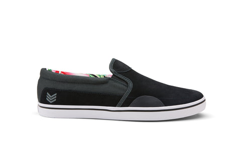SWEEPER - Black/Black Tropic