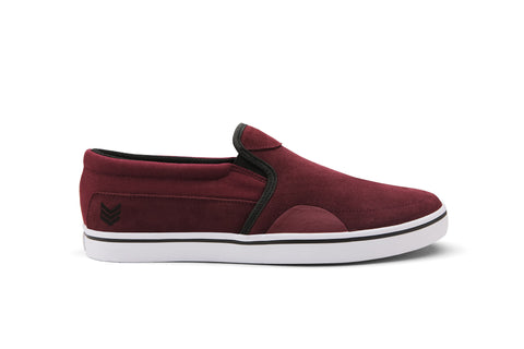 SWEEPER - Maroon/Black