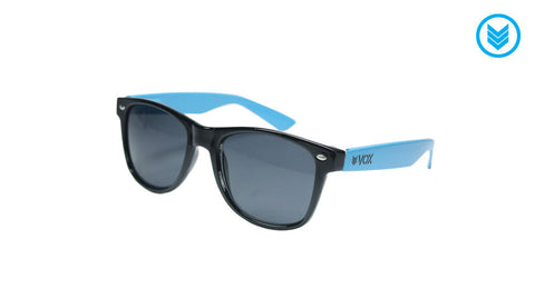 Epic Shades Black/Cyan
