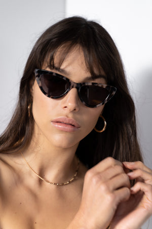 The Leui, Tort - Women's Sunglasses & Eyewear by Luv Lou