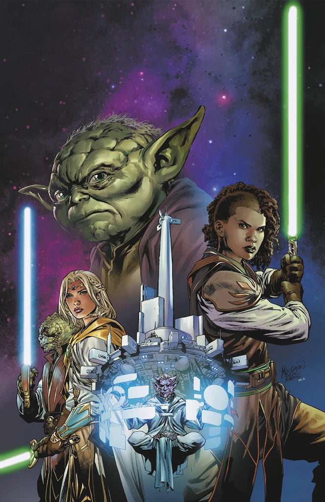NEW Star Wars High Republic #2 Pagulayan Exclusive Pre-Orders!