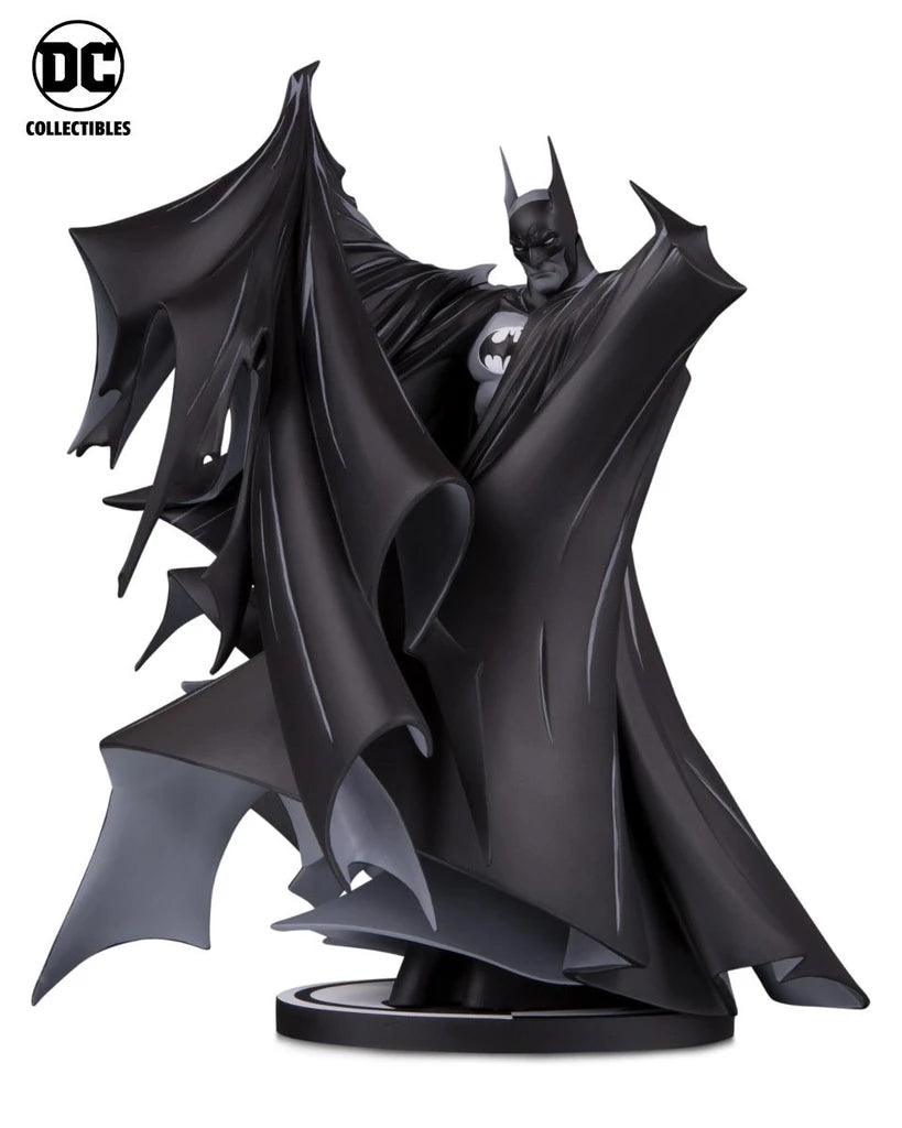 Todd McFarlane Batman Black and White Statue Update (It's Good News)!