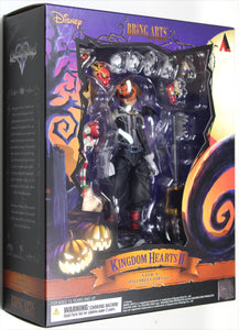 Kingdom Hearts II Bring Arts Halloween Town Sora is in stock!