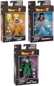 Dragonball Stars Series 10, 11, and 12 are up for pre-order!