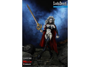 Lady Death 1/12th Scale Action Figure from Executive Replicas!