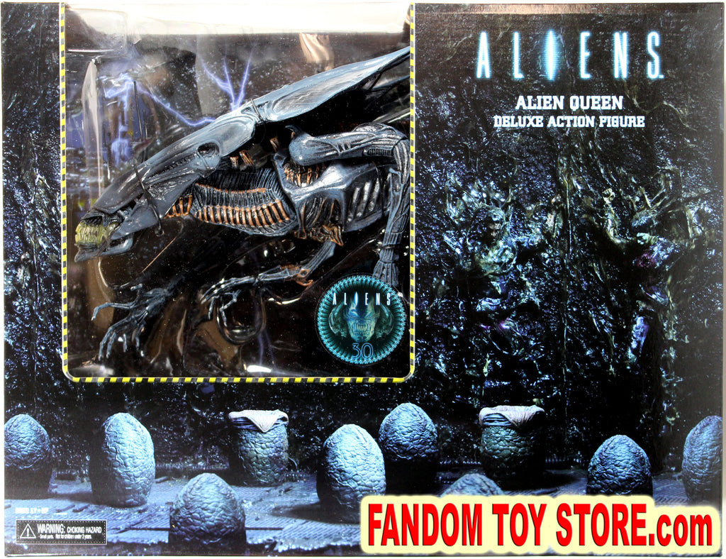 Restocked from NECA ~ 30-INCH DELUXE ALIEN QUEEN ACTION FIGURE ~ NECA Aliens AVP
