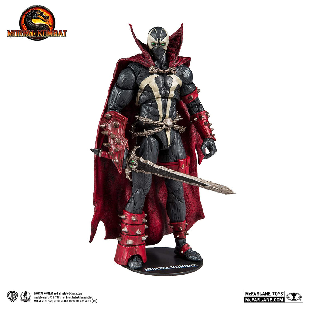 Mortal Kombat 7-Inch Spawn action figure from McFarlane Toys!