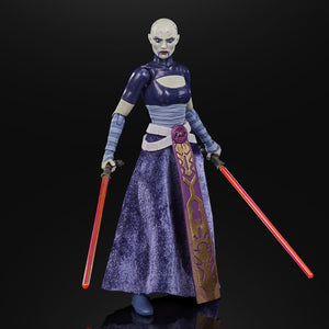 Star Wars Black Series Asajj Ventress, Crosshair & Hunter!