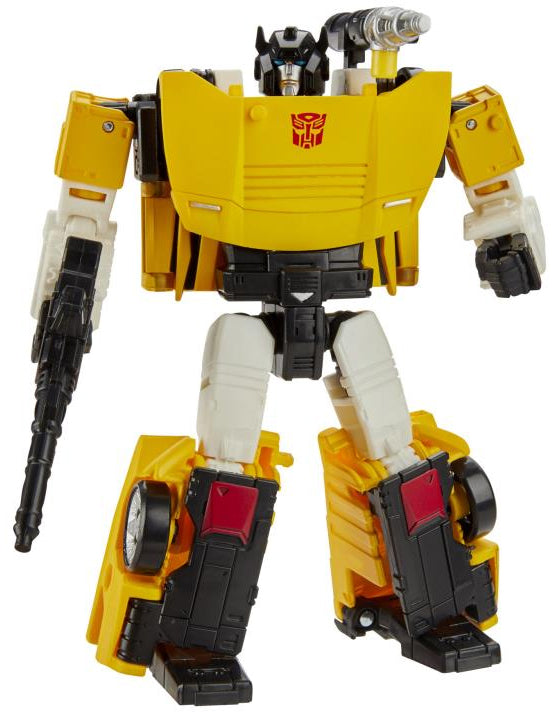 Transformers Selects Tigertrack Deluxe Scale Action Figure!