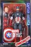 "Marvel Legends 12"" CAPTAIN AMERICA ACTION FIGURE (2016) ~ Hasbro ~ IN STOCK"