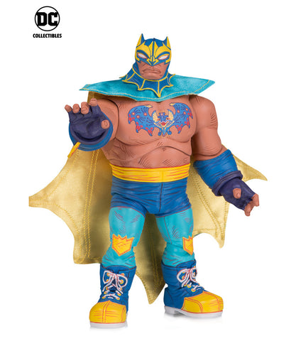 DC Collectibles ~ LUCHA EXPLOSIVA! BATMAN ACTION FIGURE