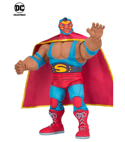 DC Collectibles ~ LUCHA EXPLOSIVA! SUPERMAN ACTION FIGURE