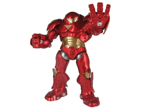Marvel Select ~ HULKBUSTER IRON MAN ACTION FIGURE (COMIC VERSION) ~ DST Diamond Select Toys
