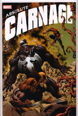ABSOLUTE CARNAGE #3 (KYLE HOTZ VARIANT) COMIC BOOK ~ Marvel Comics
