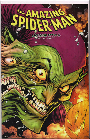 AMAZING SPIDER-MAN #30 (IMMORTAL VARIANT) COMIC BOOK ~ Marvel Comics