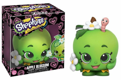 Funko Shopkins ~ APPLE BLOSSOM VINYL FIGURE ~ Designed by Moose Toys