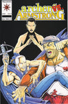 ARCHER & ARMSTRONG #9 COMIC BOOK ~ Valiant Comics