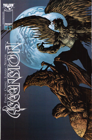 ASCENSION #10 (TOP COW)(DAVID FINCH) COMIC BOOK ~ Image Comics