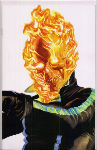 AVENGERS #36 (GHOST RIDER ALEX ROSS TIMELESS VARIANT) Comic Book ~ Marvel Comics