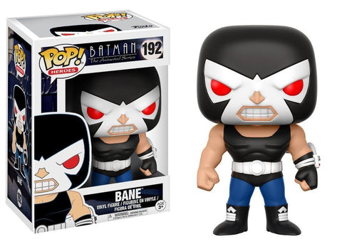 Funko POP! DC Heroes ~ BANE VINYL FIGURE ~ BATMAN: THE ANIMATED SERIES
